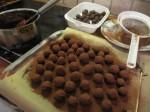 chocolate truffles Katinkas Kitchen
