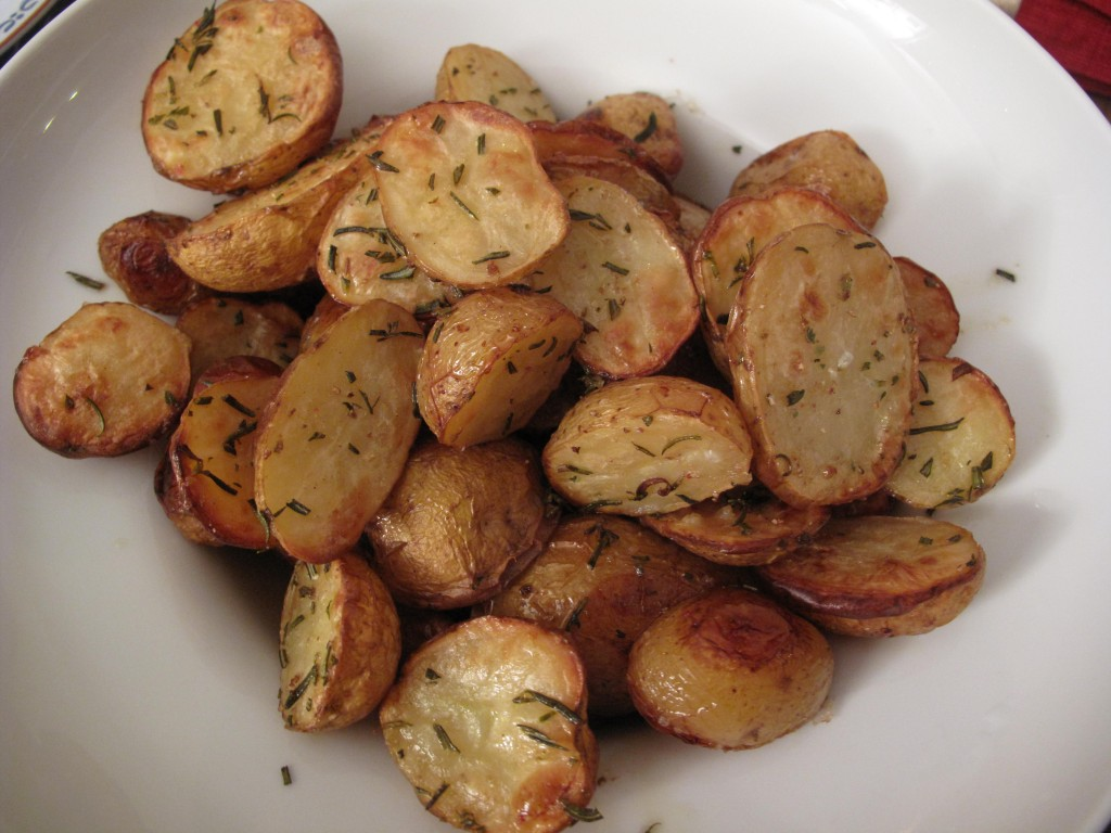 amandine potatis i ugn